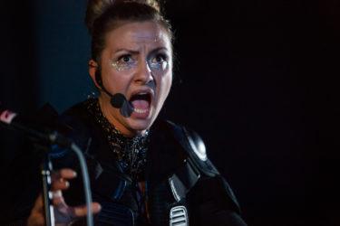 Odette Tetlie : Vocalist, mezzo