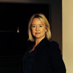 Veline Høyland : Salg- og markedssjef, Akvariet i Bergen